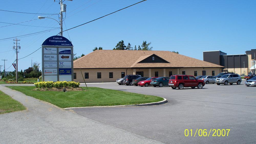Centre d'entrepreneuriat de Clare