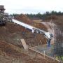 Turbine Base Pour